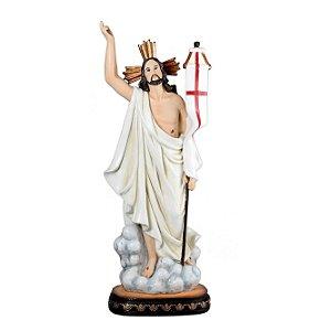 Jesus Ressuscitado 82 CM