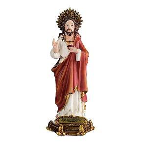 Sagrado Coração de Jesus 15 CM