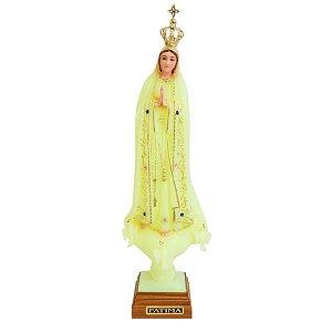 Nossa Senhora de Fátima Luminosa 25 CM - Portugal