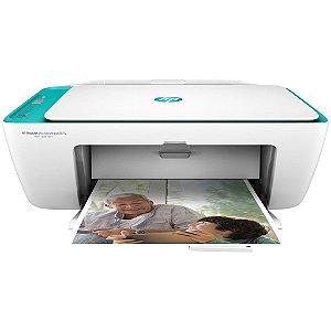Impressora Multifuncional HP DeskJet Ink Advantage 2676 Wireless