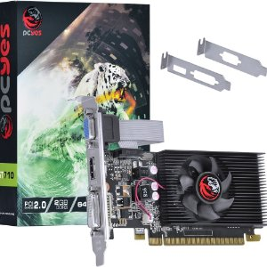 Placa de Video GT710 2GB DDR3