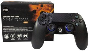Controle Shadow Ps4 Wireless - Preto
