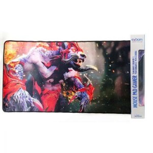 Mouse Pad Gamer Extra Grande 70x35 3mm MP-7035C