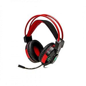 Fone Headset Gamer Hayom Hf2207 Vermelho
