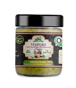 Tempero Orgânico - ERVAS FINAS frescas - 300g