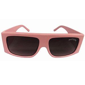 Óculos de Sol Unissex Rosa
