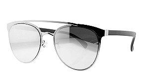 Óculos Solar Feminino Espelhado Primeira Linha 913C