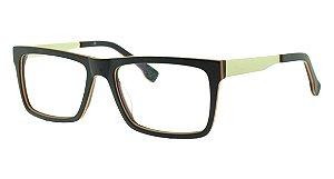 Armação para Óculos de Grau Unissex MMBQ1581P