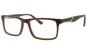 Armação para Óculos de Grau Unissex MMBQ1347P
