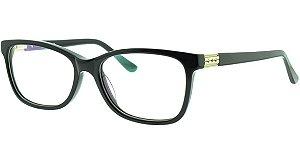 Armação para Óculos de Grau Unissex MMBQ1548P