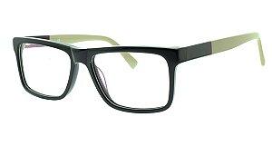 Armação para Óculos de Grau Unissex MMBQ1682P