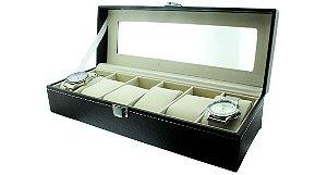 Expositor para 6 Relógios de Pulso BRX9910