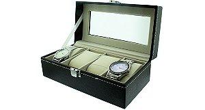 Expositor para relógio com 4 lugares BRX9909