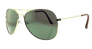Óculos Solar Masculino Verde 30041