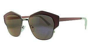 Óculos Solar Feminino Espelhado NY9006
