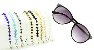 Cordão para Óculos em Strass 020V - Unidade