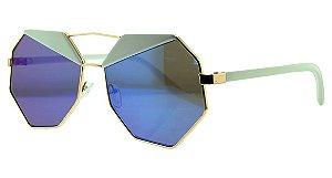 Óculos Solar Feminino Espelhado NY9098