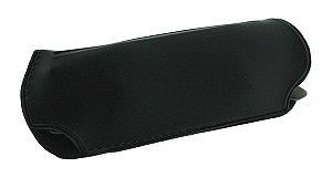 Capinha Protetora para Óculos em Corino C080 Preta