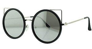 Óculos Solar Feminino Espelhado NY9120
