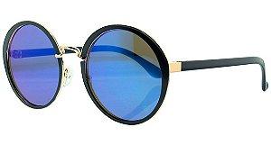 Óculos Solar Feminino Espelhado NY8971