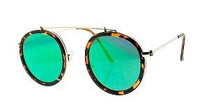 Óculos Solar Feminino Espelhado NY9036