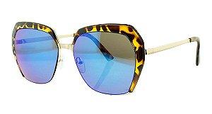 Óculos de Sol Feminino Espelhado NY9094