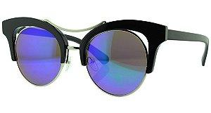 Óculos Solar Feminino Espelhado NY9129