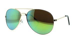 Óculos Solar Masculino Espelhado SG025B
