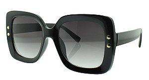 Óculos Solar Feminino Primeira Linha T10002 Preto
