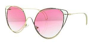 Óculos Solar Feminino Aviador A55 Sortido