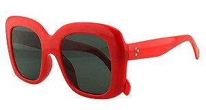 Óculos Solar Infantil T10044 Vermelho