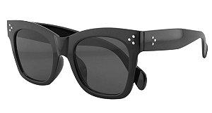 Óculos Solar Infantil T10042 Preto