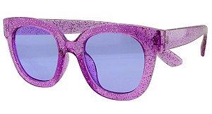 Óculos Solar Infantil T10046 Roxo