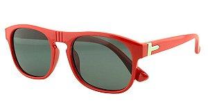 Óculos Solar Infantil TE210 Vermelho