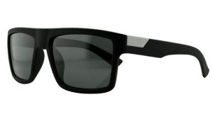 Óculos Solar Masculino Primeira Linha Polarizado P7719 Preto dfe990678b