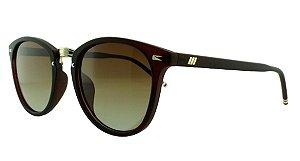 Óculos Solar Unissex Z085 Marrom
