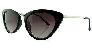 Óculos Solar Feminino Primeira Linha 18033 Preto