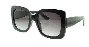 Óculos Solar Feminino Primeira Linha T10003 Preto