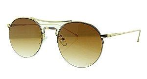 Óculos Solar Unissex AE1526 Marrom Degradê