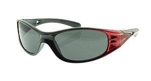 Óculos Solar Infantil 913 Vermelho