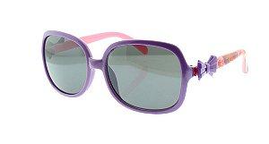 Óculos Solar Infantil MSL107 Roxo e Rosa