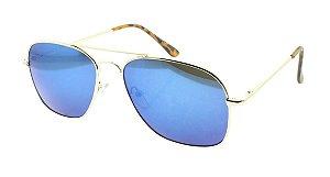 Óculos Solar Masculino VC10101 Azul