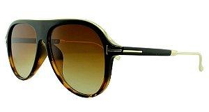 Óculos Solar Unissex Primeira Linha JX8130 Onça