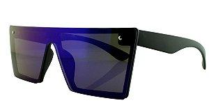 Óculos Solar Infantil Primeira Linha 17010 Azul Espelhado