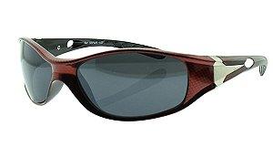 Óculos Solar Masculino Esportivo SRP3271ST Vermelho