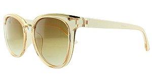 Óculos Solar Feminino AL9792 Salmão Transparente