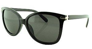 Óculos Solar Feminino 820 Preto