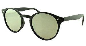 Óculos Solar Unissex Sortido 03EVR Prata Espelhado