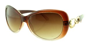Óculos Solar Feminino S2124 Marrom
