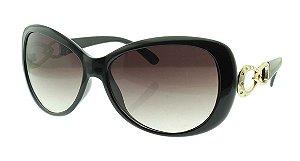 Óculos Solar Feminino S2124 Preto